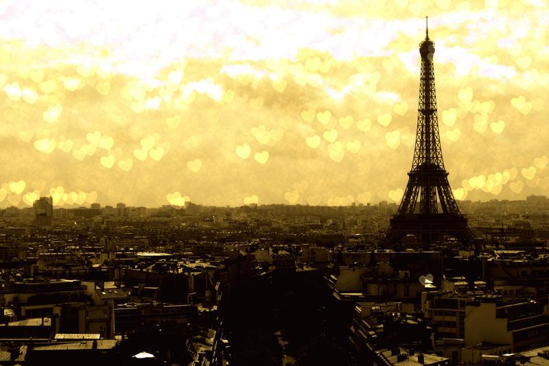 La ville d'amour by cmhooley