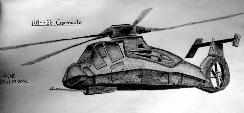RAH-66 Comanche by Ralph1989