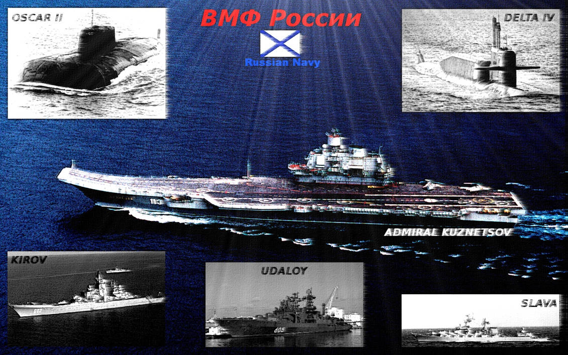 Russian Navy ships Wallpaper by Ralph1989 ...