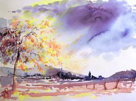 Ciel d'orage by maroe