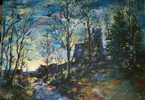 The Wangenbourg by maroe