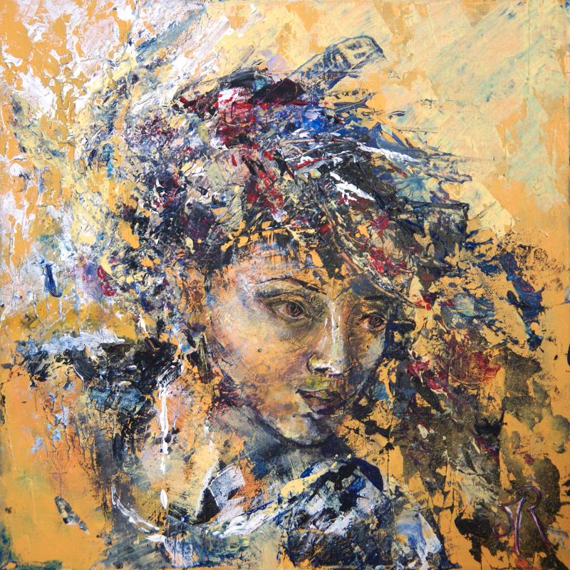 Portrait of a satyr by maroe