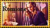 Romione stamp by sarahrider