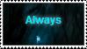 Always stamp by sarahrider