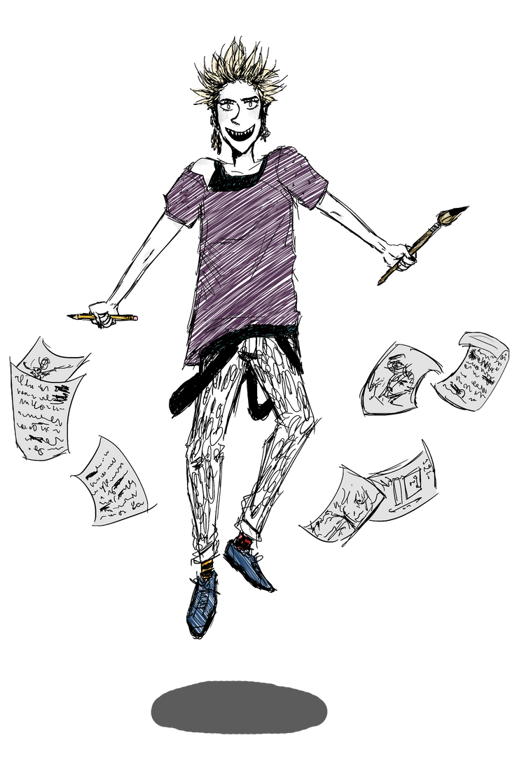 demonic dA ID by insane-coffeemug