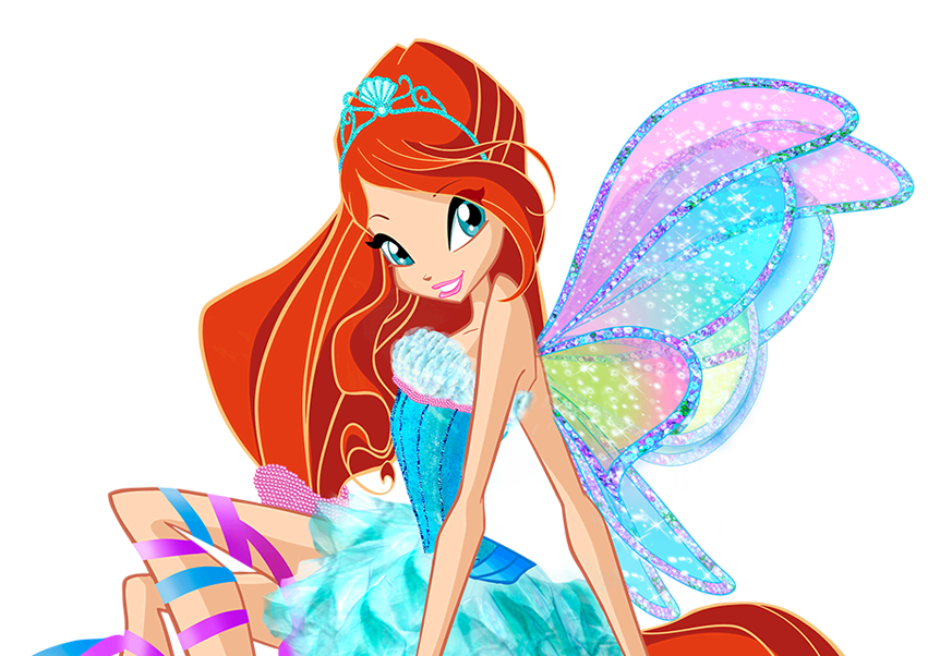 Winx club diaries pages