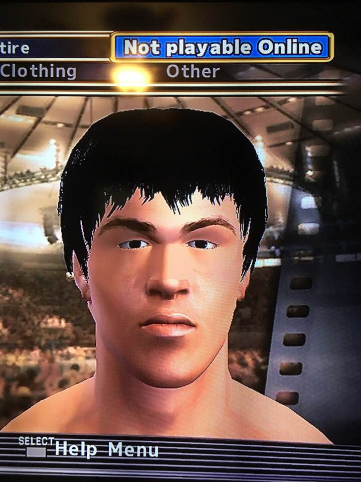 Wwe Legends Of Wrestlemania Bruce Lee By Nweintraub On Deviantart