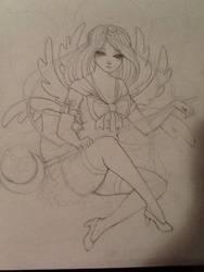 magical girl work in progress