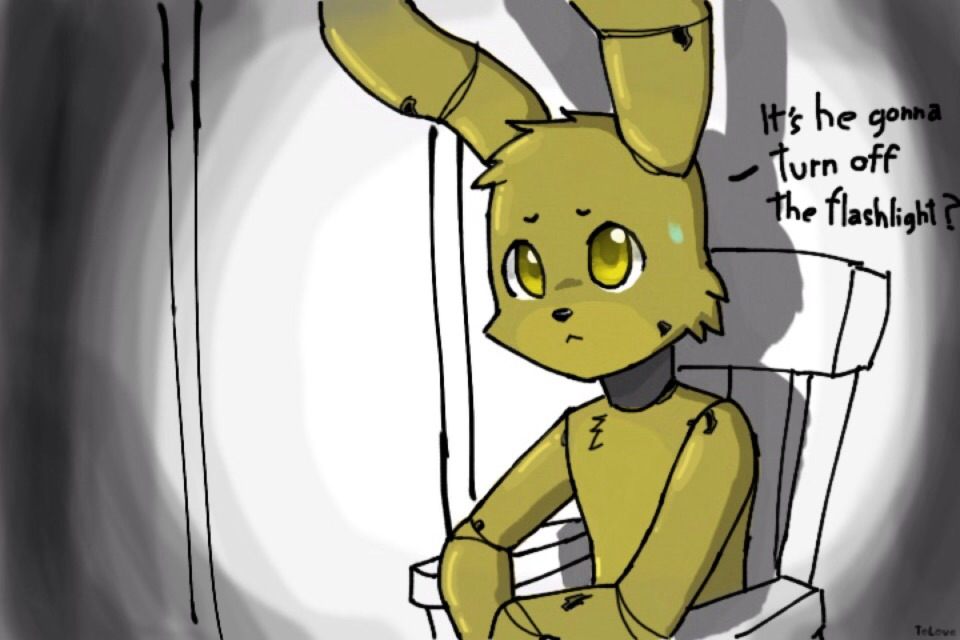 It was me nightmare fredbear x child reader by clanwarrior d93kum6 png