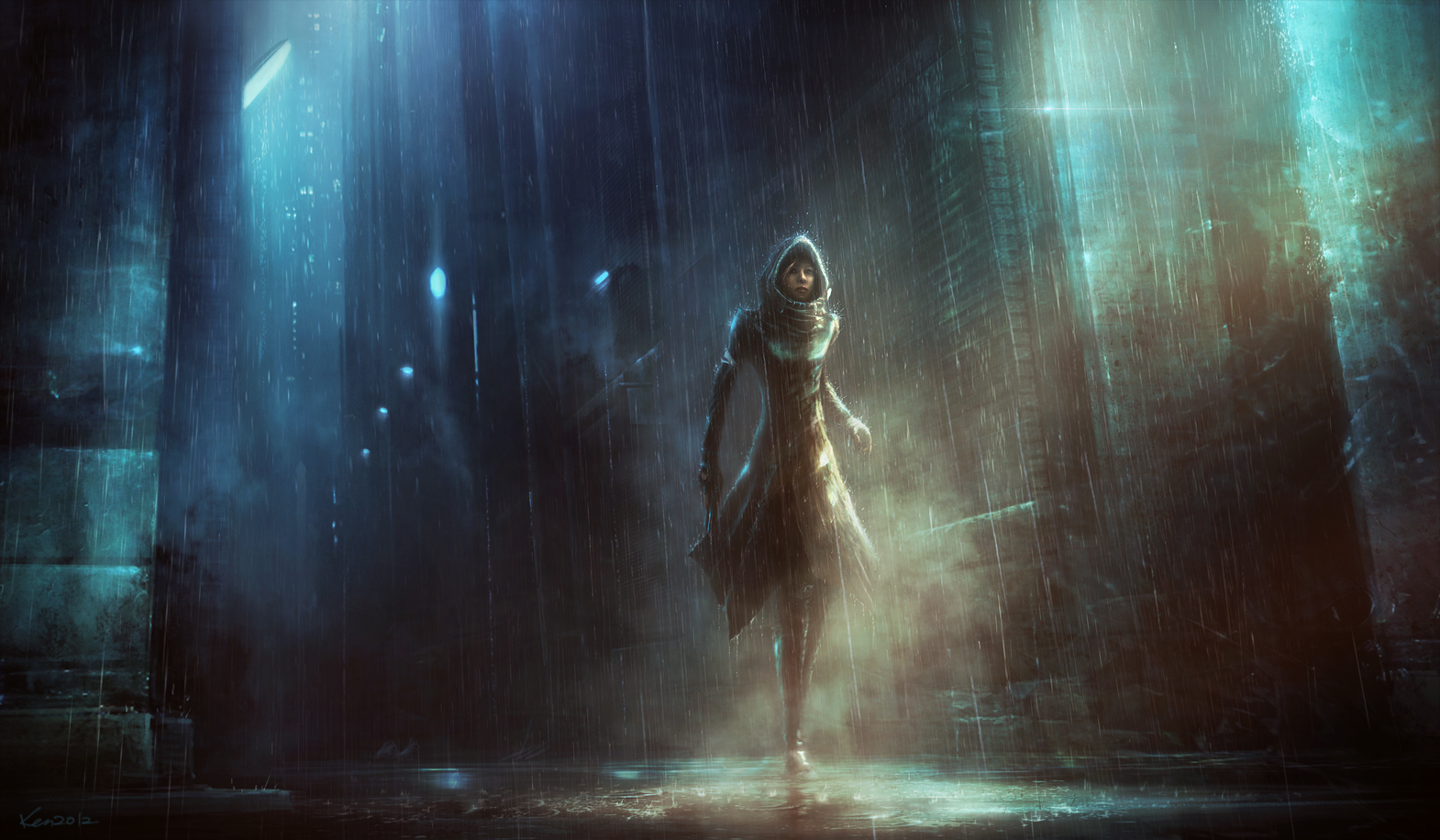 Rain by korbox