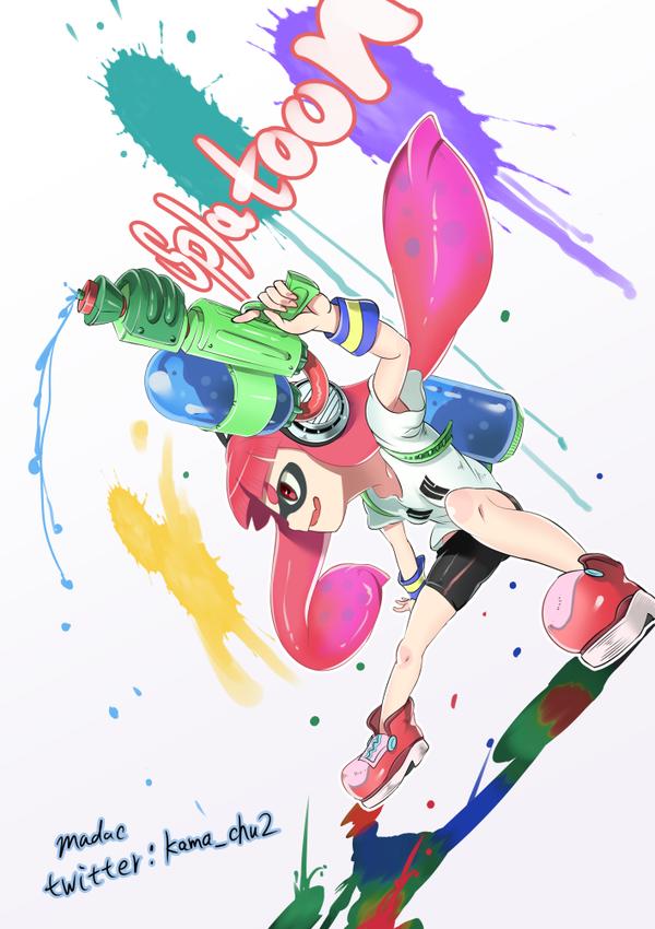 Splatoon by c-kama