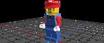 Mario by CaptainMangringo