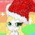 A Christmas Icon for RayniTheBunnie! by CaptainMangringo