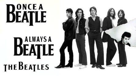 Once a Beatle, Always a Beatle by CaptainMangringo