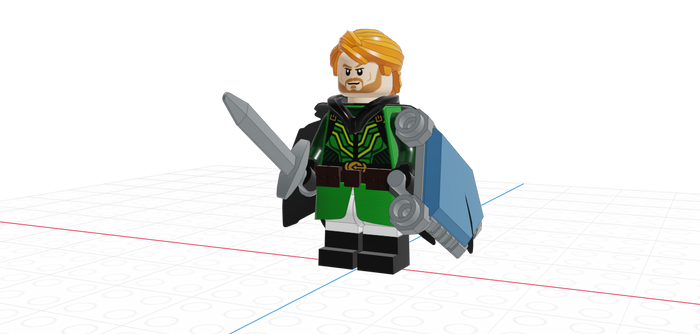 My Attempt of a older link by CaptainMangringo