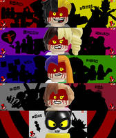 Lego Persona 5 - The Thieves