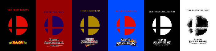 The Smash Bros Saga