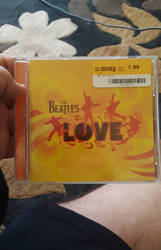I GOT MY FAVORITE ALBUM!!