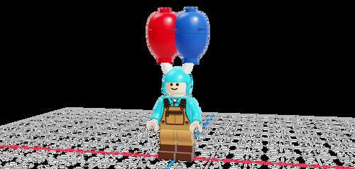 The Balloon Fighter