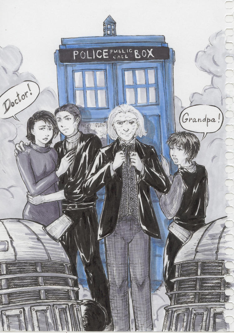 First Doctor by LRaien