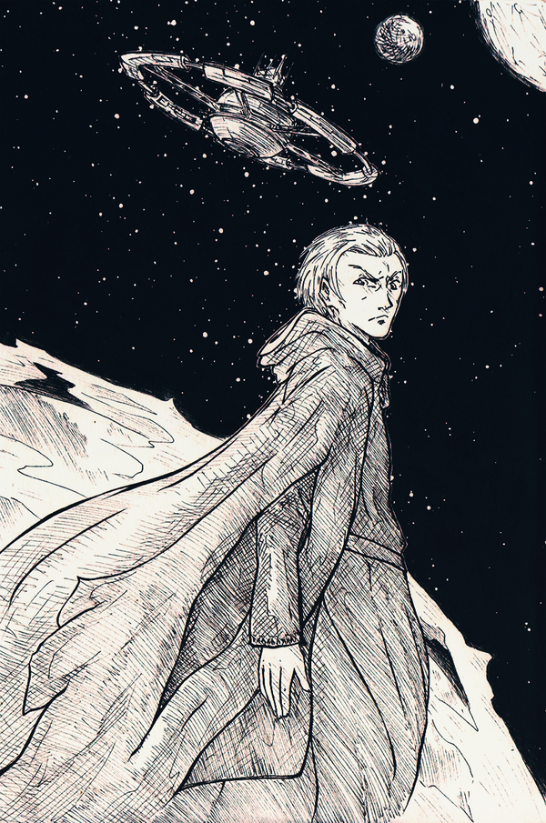 Watcher by LRaien