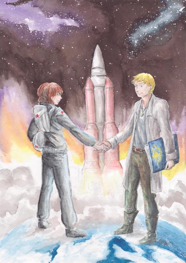 Universe by LRaien