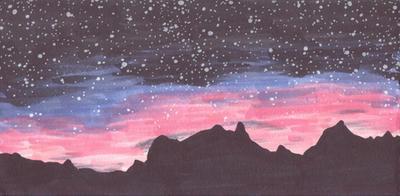 Sky by LRaien