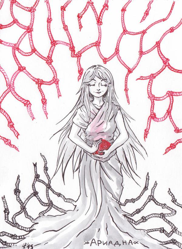 Ariadne by LRaien