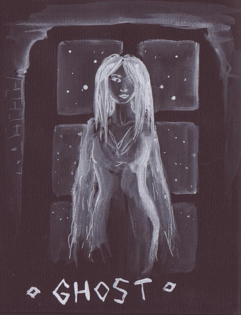 Ghost by LRaien