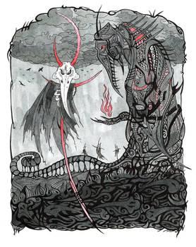 Cemetery God