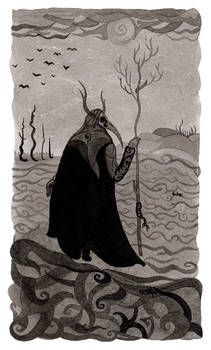 Thirteen crows