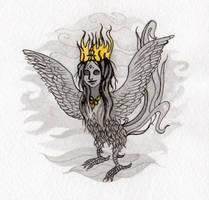 The sirin by WeirdSwirl