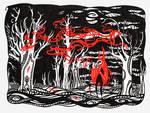 Red warlock by WeirdSwirl