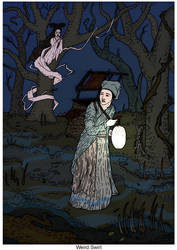 Chinese Ghost Story: Human Love