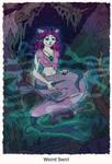 Mermaid magic II by WeirdSwirl