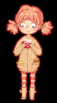 Crazy Tea Girl