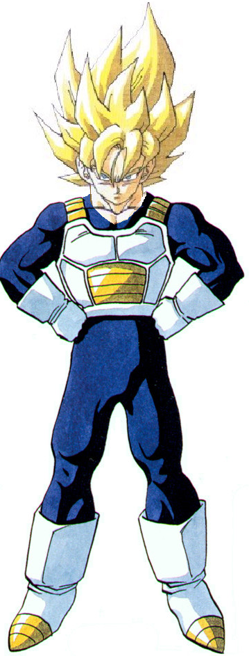 1211 - Saiyan Armor. Login or sign up to comment on this topic.