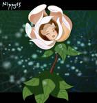 Alice in Wonderland-The Rose