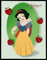 Snow White Chibi by Nippy13