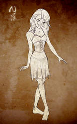 Commission-Pencil Sketch EDIT