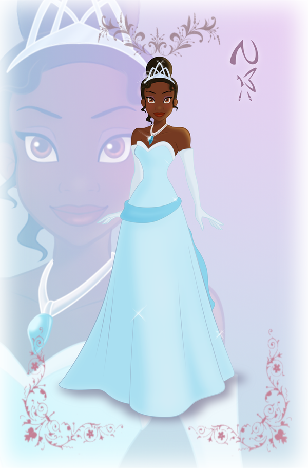 Princess Of Heart-Tiana by Nippy13 on DeviantArt
