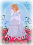 Cinderella In The Garden