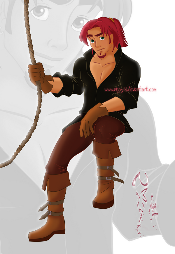 Disney Pirate by Nippy13