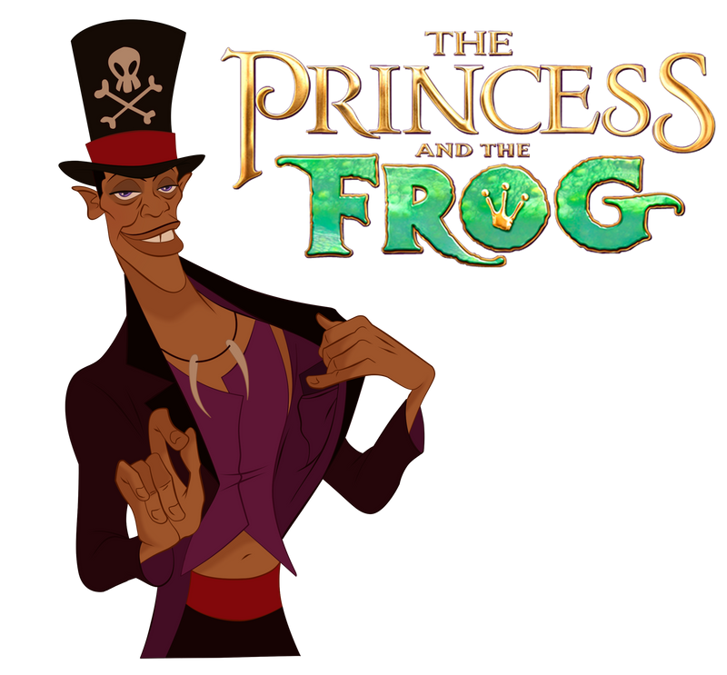 Princess and the frog dr facilier death