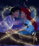 Ariel and Eric Valentine 2011