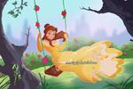 Belle - I love Roses