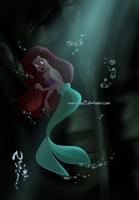 Ariel-Keep My Secret by Nippy13