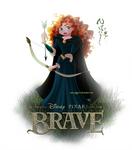 Merida - Brave 01