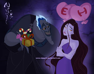 Hades and Eris by Nippy13