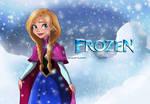 Disney's Frozen-Anna 01